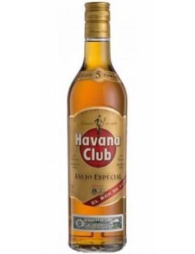 Havana club 5 años 70cl