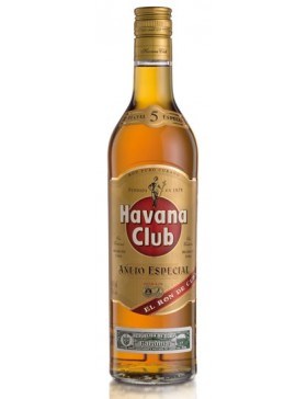 Havana club 5 años