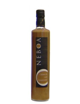 NEBOA CREMATES OF JAMAICAN COFFEE 70CL.