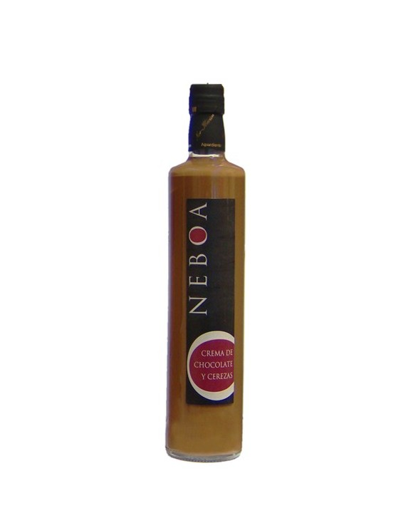 Neboa Crema De Chocolate y Cerezas 70cl.