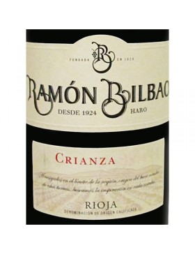 Ramón Bilbao Crianza 2016 75cl.