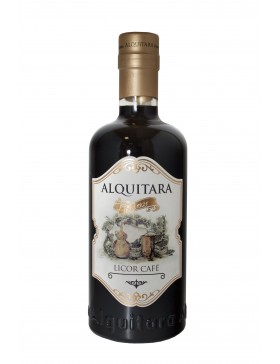 LIQUOR OF COFFEE ALQUITARA 70CL.