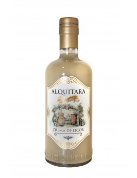 Liquor of Cream Alquitara 70cl.