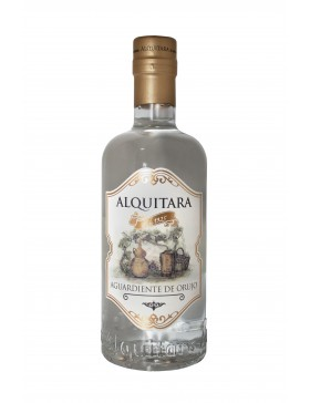 UNMATURED BRANDY WHITE ALQUITARA 70CL.