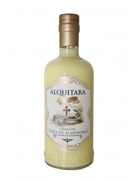 Liquor of Tart almond Alquitara 70cl.