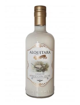 Crema de Arroz con leche Alquitara 0,70cl.