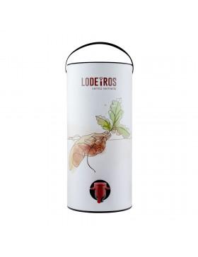 Lodeiros Rojo Bagtube 3L.