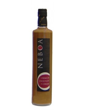 NEBOA CREMATES OF CHOCOLATE AND CHERRIES 70CL.