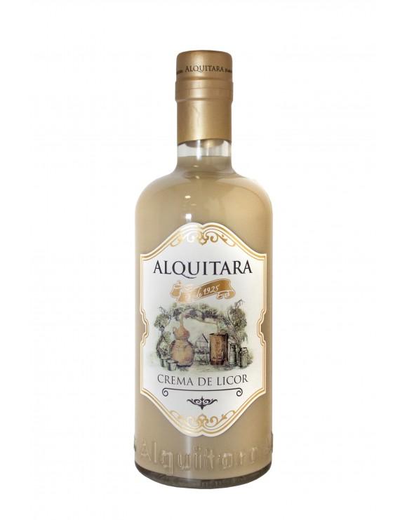 Licor de Crema Alquitara 70cl.