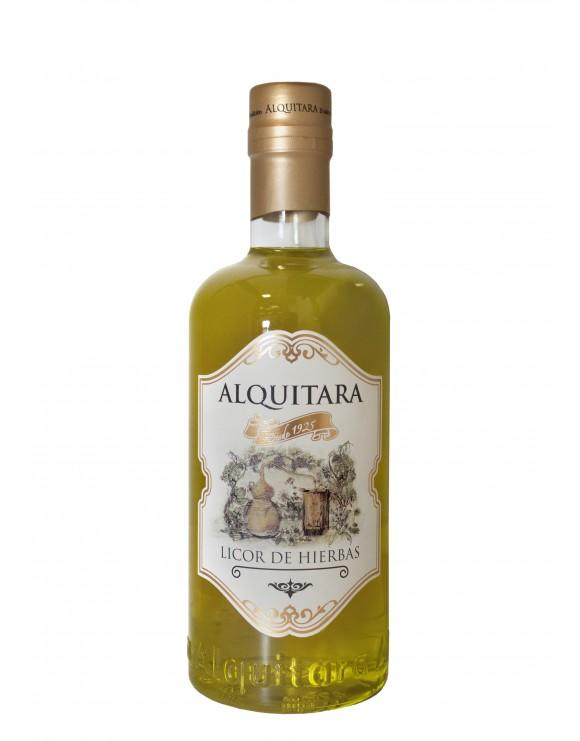 Licor de hierbas Alquitara 70cl.