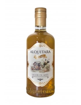 LIQUOR OF HONEY ALQUITARA 70CL.
