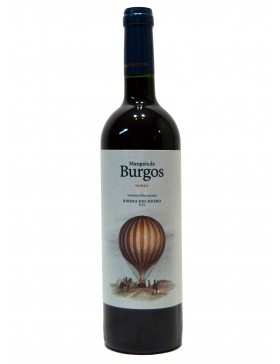 Marques de Burgos Roble 2015 75cl.