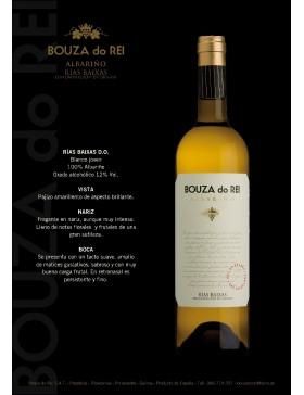Bouza do Rei 2017 75cl.
